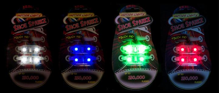 Shoe Sparkz Led Lights Dream Rave