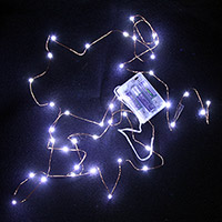 "76"" LED Fairy Light String"