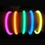 Glow Bracelet Multicolor Tube of 100