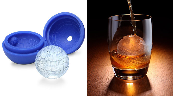 Death Star Ice Cube Tray