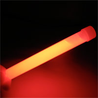 "6"" Ultra High Intensity Orange Glowstick"
