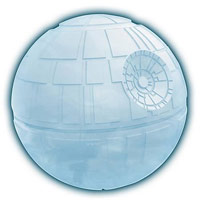 Star Wars Death Star Ice Cube Silicone Tray