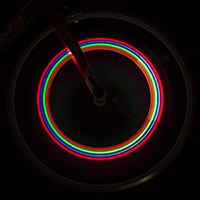 Tire LED Stem Lights