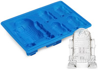 Star Wars R2-D2 Silicone Ice Cube Tray