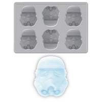 Star Wars Stormtrooper Silicone Ice Cube Tray
